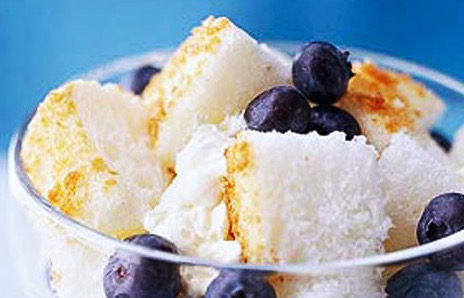 Blueberry Treat Recipe