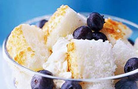Blueberry Treat Recipe